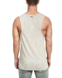 Dolce & Gabbana | Gray Billy Idol Printed Jersey Tank Top for Men | Lyst