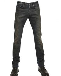 Dior Homme - Black 17,5cm Work A Day Stretch Jeans for Men - Lyst