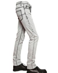 Dior Homme - Gray 17,5cm Over Shadow Stretch Jeans for Men - Lyst