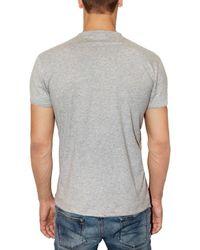 Dolce & Gabbana | Gray Elvis Presley Printed Jersey T-shirt for Men | Lyst