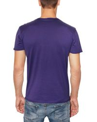 Dolce & Gabbana - Purple Freddy Mercury Printed Jersey T-shirt for Men - Lyst