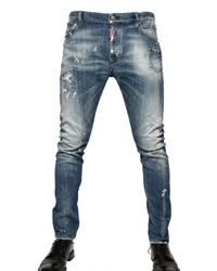 DSquared² | Blue Cool Guy Light Wash Jeans for Men | Lyst