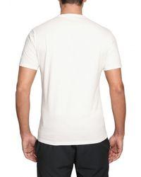 Iceberg | White Felix Printed Jersey T-shirt for Men | Lyst