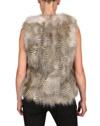 JOSEPH - Natural Coyote Fur Coat - Lyst