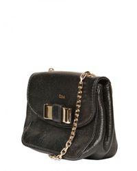 Chloé | Black Lily Mini Shoulder Bag | Lyst
