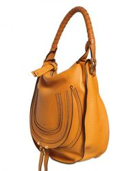Chloé | Yellow Medium Marcie Hobo Shoulder Bag | Lyst