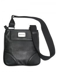 Dolce & Gabbana | Black Leather Bag for Men | Lyst