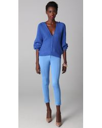 Elizabeth and James | Blue Kayden Pants | Lyst