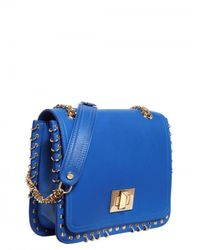 Emilio Pucci - Blue Marquise Nappa Solid Shoulder Bag - Lyst