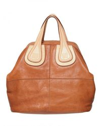 Givenchy - Brown Nightingale Medium Top Handle - Lyst