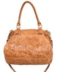 Givenchy - Natural Pandora Medium Leather Shoulder Bag - Lyst
