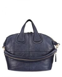 Givenchy | Blue Nightingale Medium Shoulder Bag | Lyst