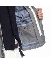 J.Crew - Blue Woolrich John Rich & Bros.™ Chambray Mountain Coat for Men - Lyst