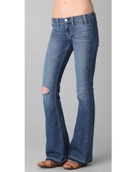 Textile Elizabeth and James | Blue Jimi Jeans | Lyst