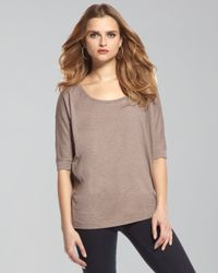 Velvet By Graham & Spencer | Natural Tamika Tunic | Lyst
