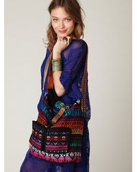 Free People - Multicolor Rio Brillante Bag - Lyst