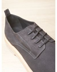 Ann Demeulemeester | Black Mens Scamosciato Shoes for Men | Lyst