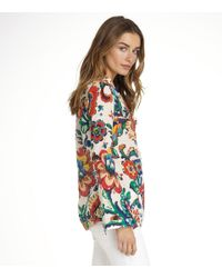 Tory Burch | Multicolor Stephanie Tunic | Lyst