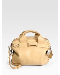 3.1 Phillip Lim - Natural Lark Small Duffle Bag - Lyst