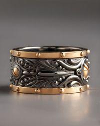 Stephen Webster   Metallic Wide Spinner Ring for Men   Lyst