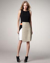 Sachin & Babi | Brown Goldie Dress | Lyst