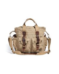 Belstaff - Natural Panama Tote Bag 574 for Men - Lyst