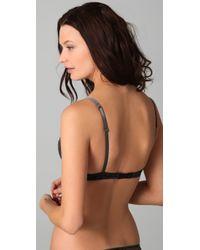 Calvin Klein | Gray Underwear Jaipur Balconette Bra | Lyst