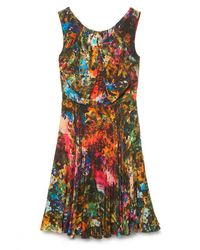 Erdem | Multicolor Marge Sleeveless Dress | Lyst