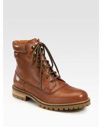 HUNTER | Brown Ross Boots for Men | Lyst