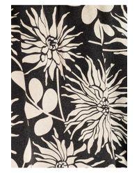 Stella McCartney | Floral Ilda Driving Printed Stretch Silk-Satin Sleep Shorts | Lyst