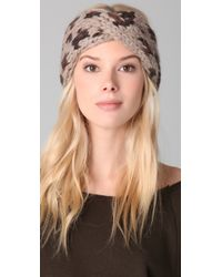 Eugenia Kim | Natural Lula Chunky Turban Headband | Lyst