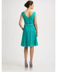 Nanette Lepore - Blue Balloon Dress - Lyst