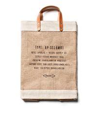Apolis - Natural Richmond Market Bag for Men - Lyst
