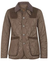 Barbour - Sporting Onion Brown Jacket for Men - Lyst