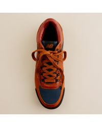 J.Crew | Brown New Balance® Original H710 Hiker Boots for Men | Lyst