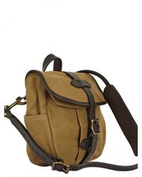 Filson | Natural Small Field Bag for Men | Lyst