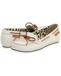 See By Chloé | White Moccasins | Lyst