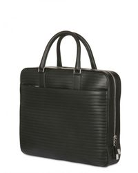 Dior Homme | Black Calfskin Briefcase Bag for Men | Lyst