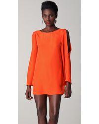 Dolce Vita - Orange Starling Bell Sleeve Dress - Lyst