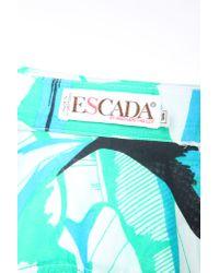 Nasty Gal - Blue Escada Jungle Button-down - Lyst