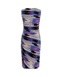 Alice By Temperley | Purple Mexican Jersey Dress | Lyst