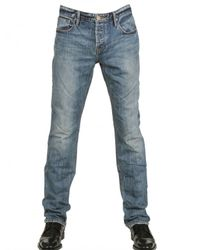 Burberry Brit | Blue Denim Slim Fit Jeans for Men | Lyst