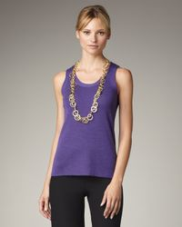 Eileen Fisher | Purple Shell | Lyst