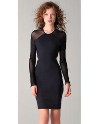 Elizabeth and James | Black Karlie Dress | Lyst