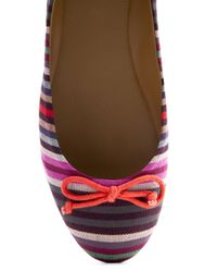 Mango - Multicolor Coulored Ballerina - Lyst