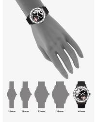 Marc By Marc Jacobs | Black Blade Patent Leather Watch | Lyst