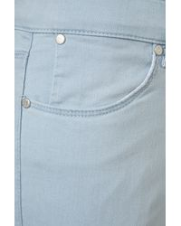 TOPSHOP   Blue Leigh Supersoft Jeans   Lyst
