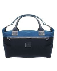 Calabrese Bags | Blue Calabrese Exclusive To Asos Lipari Holdall for Men | Lyst