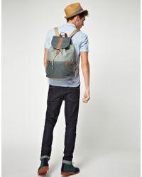 Ted Baker | Gray Backpack for Men | Lyst