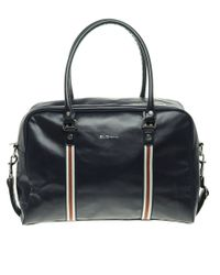 Ben Sherman | Black Iconic Holdall for Men | Lyst